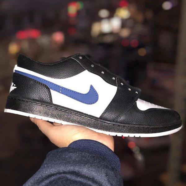 کتونی نایک ایر جردن یکی از زیباترین کفش هاینایکیمی باشد که طرفدارای خاص خود را دارند و انتخابی مناسب برای پیاده روی می باشد.