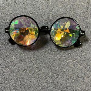عینک افتابی الماسی